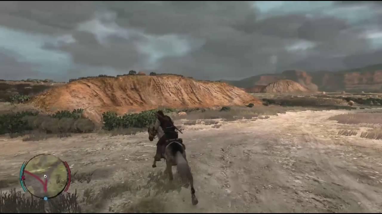 Where Is The Chupacabra In Red Dead Redemption Undead Nightmare: Chupacabras Y Unicornio Red Dead Redemption Undead
