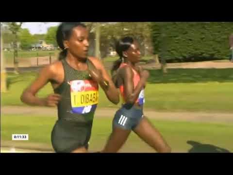 LONDON MARATHON 2018 = MARATON DE LONDRES 2018 FULL RACE