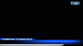 KABUNDI WALESA (Direct dimanche 12 Août 2018 )