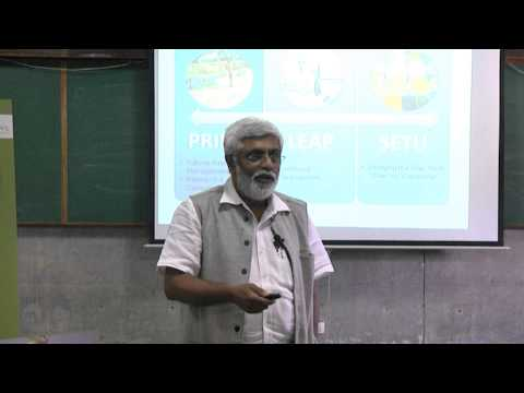 Using a for-profit model for social intervention in India's salt production process: Rajesh Shah