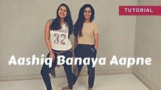Aashiq Banaya Aapne | Dance Tutorial | Team Naach Choreography