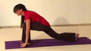 Yoga Sonnengruß sehr langsam und meditativ