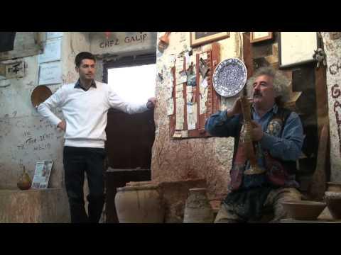 Chez Galip Pottery - Avanos, Cappadocia, Turkey