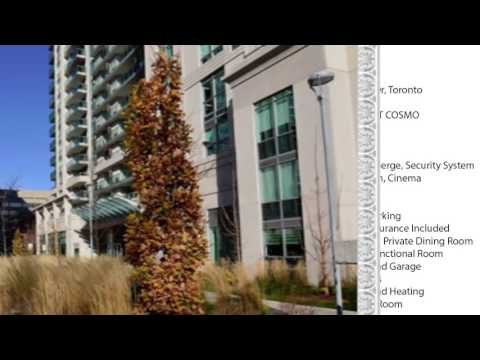 Savvy at Cosmo at 17 Anndale Drive   Toronto North York Buy Sell Rent Condo Sheppard and Yonge
