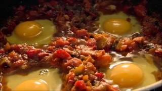 north african poached eggs by gordon ramsay