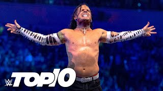 Jeff Hardy's craziest ladder moments: WWE Top 10, Sept. 27, 2020