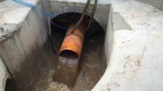 Brighton I360 Sewer Diversion