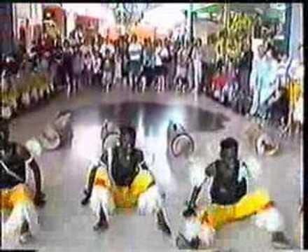 Congo percussion AFRICA TAMBOURS de Nantes