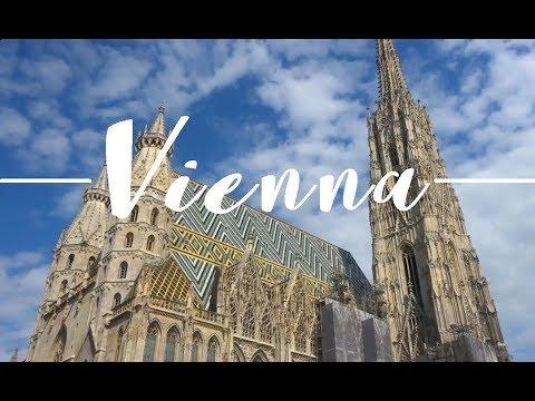 What to do in Vienna? Prater | Sacher Café | Schnitzel | Belvedere!