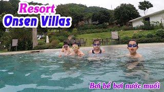 Khám phá khu du lịch Onsen Villas Kỳ Sơn Hòa Bình