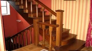 Лестницы деревянные, металические,кованые(Компания АртМастерГрупп занимается производством и установкой лестниц на заказ http://lestnici1.ru На сайте в разд..., 2013-02-21T03:45:39.000Z)