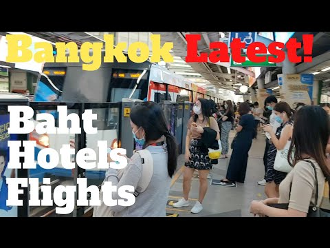 Bangkok Latest! Nana, Thai Baht, Hotels +  Flights