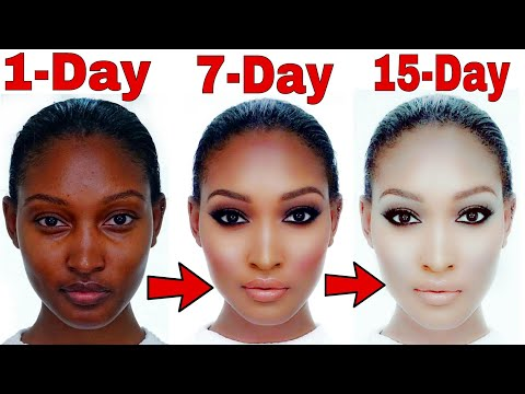 Skin Whitening Miracle Formula By Simple Beauty Secret