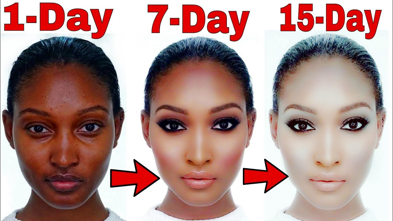 Skin Whitening Miracle Formula By Simple Beauty Secret - YouTube