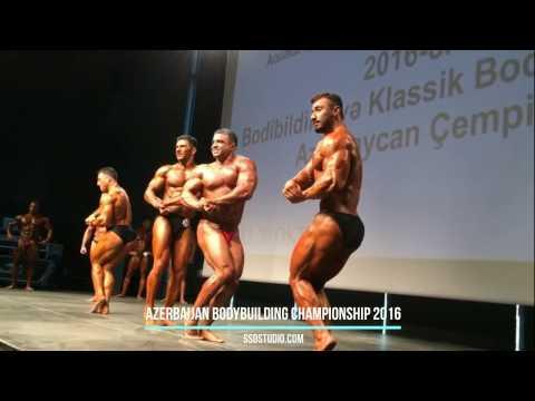 2016 Azerbaijan Bodybuilding Championship