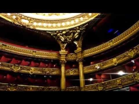 Palais Garnier - Paris Opera House