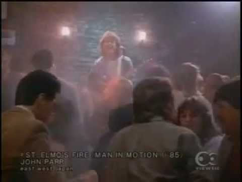 John Parr - St. Elmo's Fire (Man in Motion) HQ Video