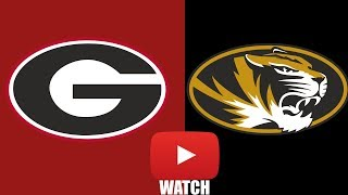 Georgia vs Missouri Week 4 Full Game Highlights (HD)
