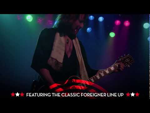 Foreigner Live at the Rainbow '78 Trailer Mp3