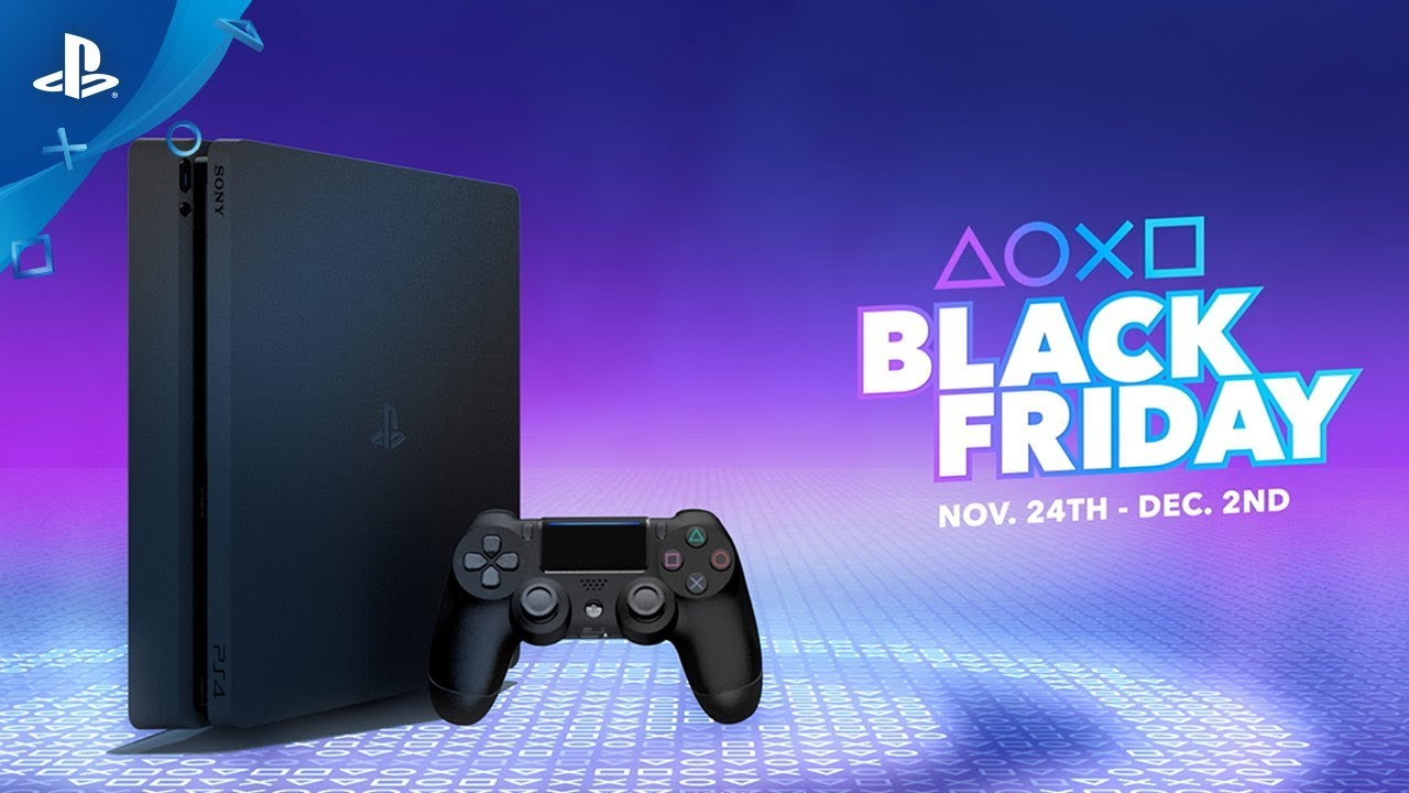 All Ps4 Black Friday 2019 Deals Playstation Universe