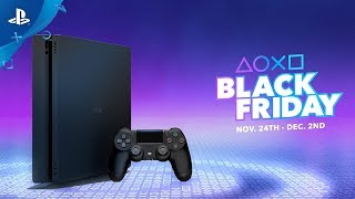 Black Friday 2019 | PS4
