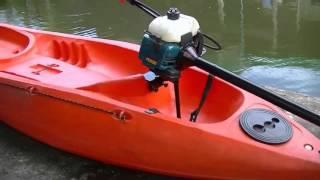 KKK long shaft propeller - Mini V.1