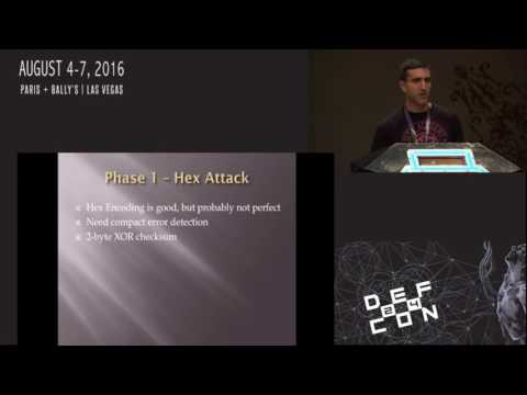 DEF CON 24 - Mike Rich - Use Their Machines Against Them - Loading Code with a Copier