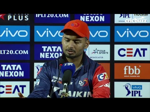 I'm not thinking of an Indian call up right now - Rishabh Pant