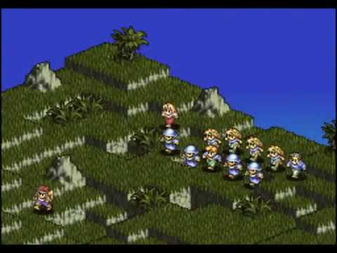 Tactics Ogre: Let Us Cling Together (PSX) Full Playthrough