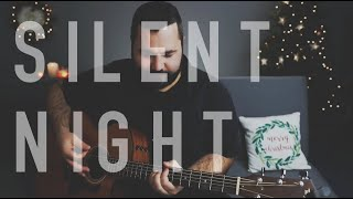 Silent Night (Live Christmas Guitar Tutorial)