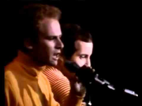 Simon and Garfunkel Benedictus Monterey Pop Festival