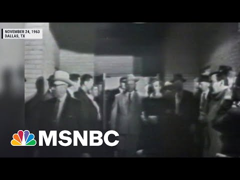 'He Was A Loser': What 'Kennedy's Avenger' Uncovers About Jack Ruby