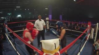 Ultra White Collar Boxing Aberdeen | Ring 3 Fight 16