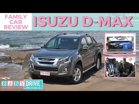 Family car review: Isuzu D-Max 2018