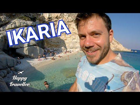 Happy Traveller in Ikaria | FULL