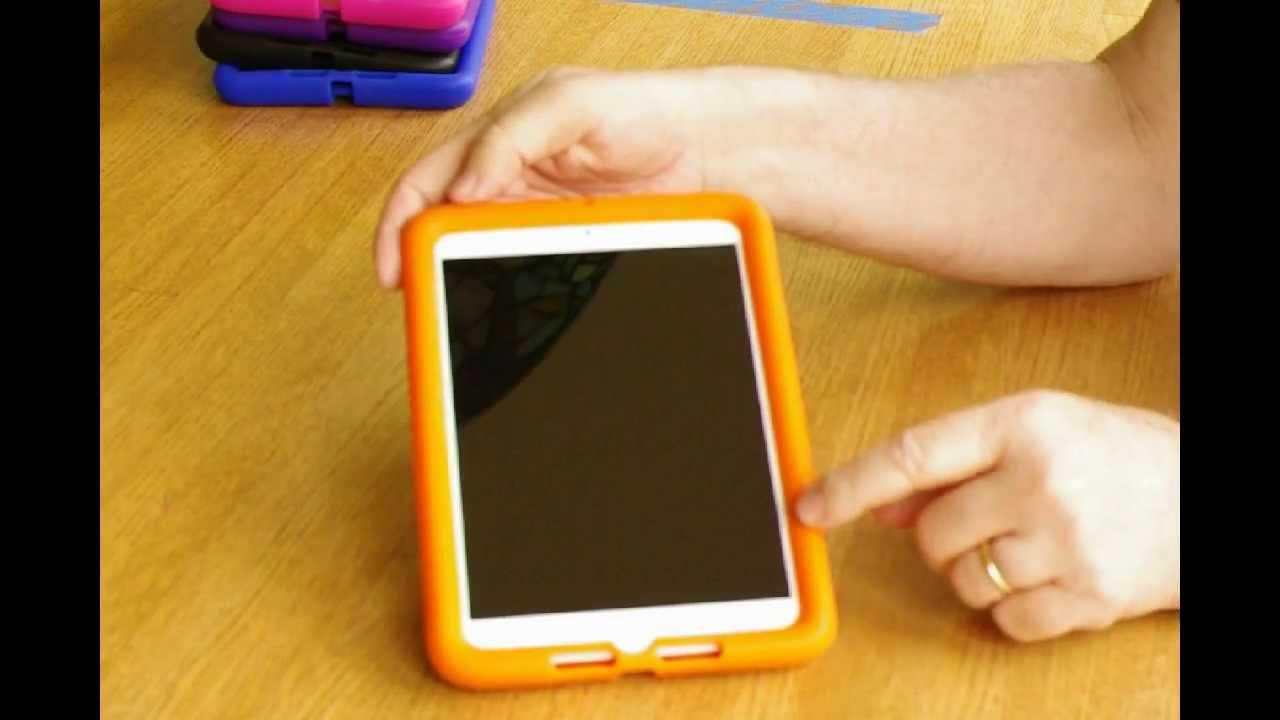 Bobj Rugged Case For Ipad Mini You