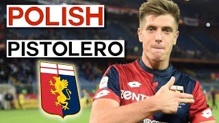 Krzysztof Piątek Bio - Everything You Need to Know About Genoa's RECORD BREAKING Polish Striker