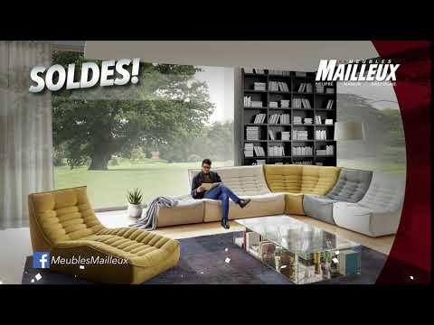 Meubles Mailleux Soldes Monstres 2019 Salon Canape Fauteuils Relax Youtube