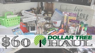 huge-60-dollar-tree-haul-kitchen-organization-halloween-party-christmas