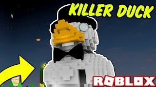 KILL THE GIANT KILLER DUCK!! (Roblox)
