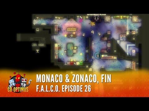 F.A.L.C.O. E26: Monaco & Zonaco, Fin