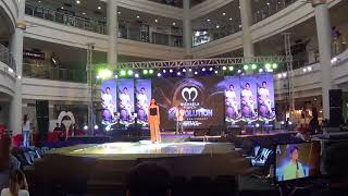 EVENT SET-UP for Ms. Sarah Geronimo