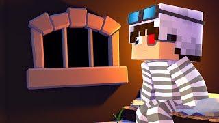 КАК ИЗИ ПОДНЯТЬСЯ В ТЮРЬМЕ НА КРИСТЕ! ПЫТАЮСЬ СБЕЖАТЬ ИЗ ТЮРЬМЫ В МАЙНКРАФТЕ! Minecraft Prison