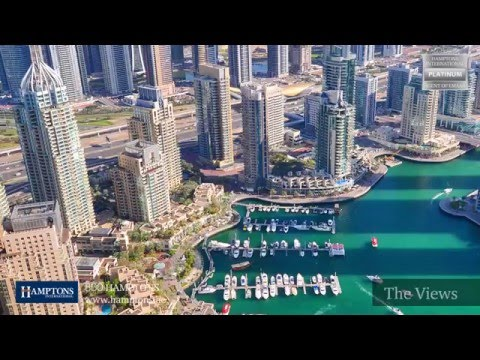 Luxurious 5 Bedroom Penthouse in Dubai Marina