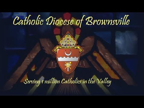 Catholic Diocese of Brownsville Ordination Mass Live Stream