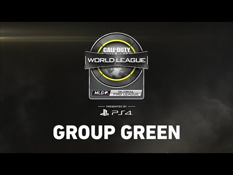 CWL Global Pro League Stage 2 - Week 4 - Group Green - Day 1
