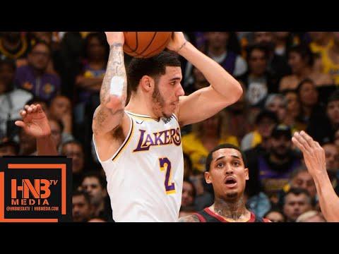 LA Lakers vs Cleveland Cavaliers Full Game Highlights | 01/13/2019 NBA Season