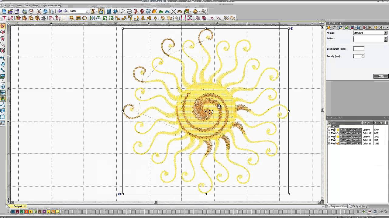 Floriani Free Monthly Designs