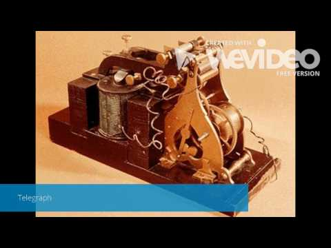 The First Transcontinental Telegraph