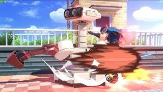Super Smash Bros. Ultimate- R.O.B combo video